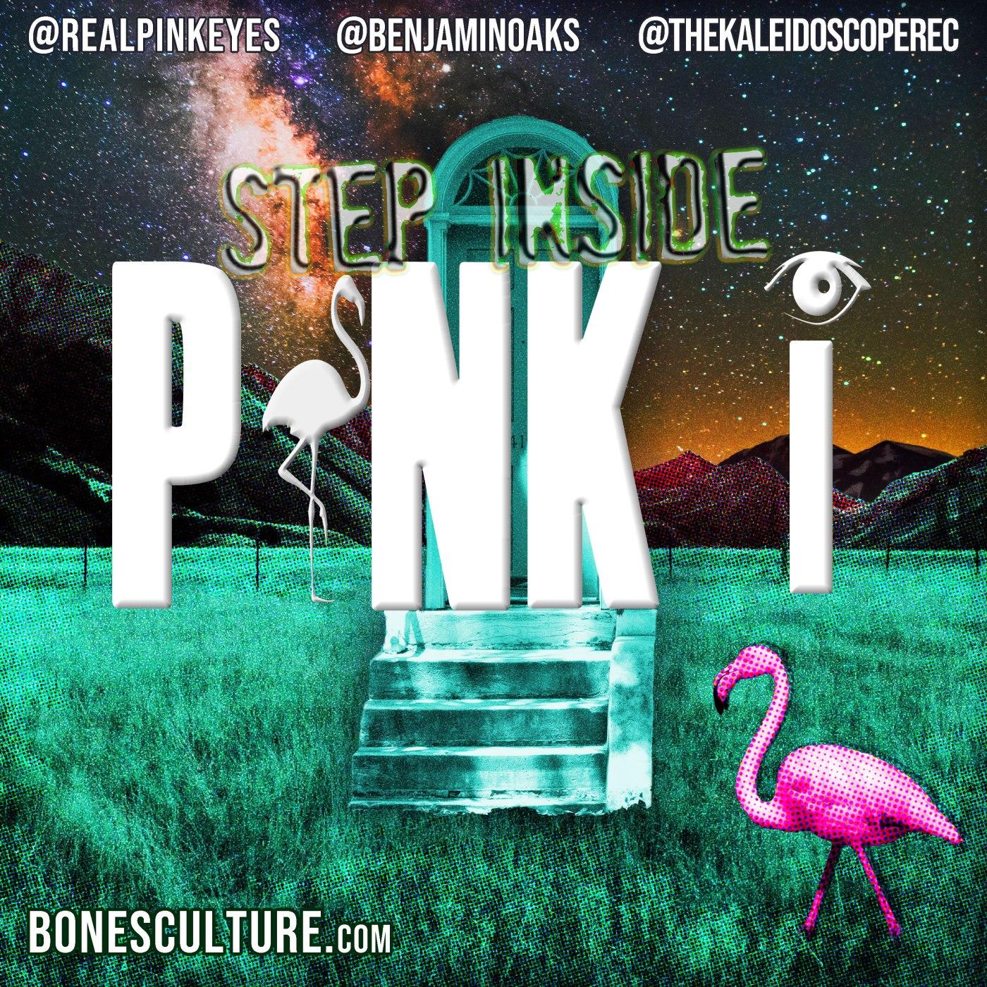 """PINK i """"Step Inside"""""""